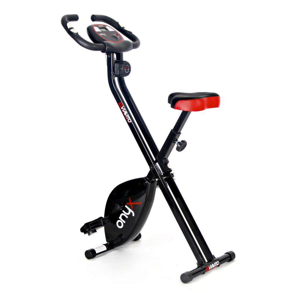 Viavito Onyx Folding Exercise Bike Best Prices Amp Reviews