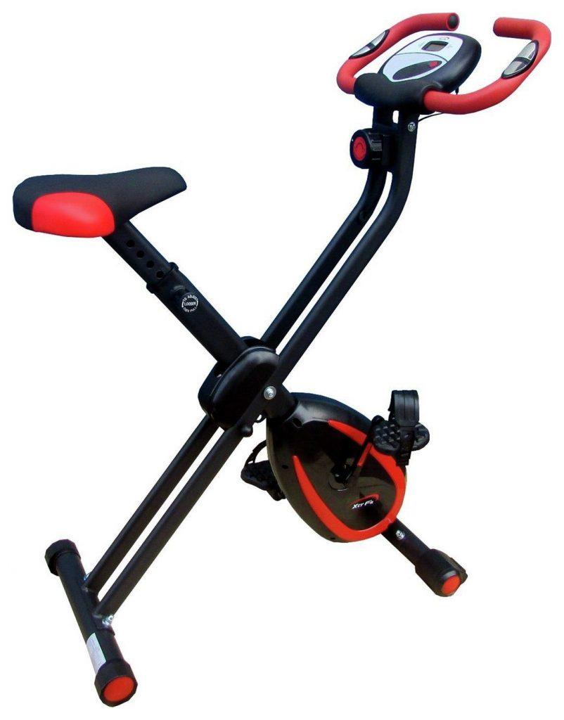 XerFit Folding Magnetic Exercise Bike