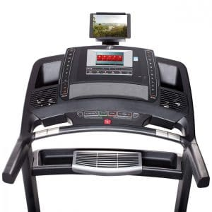 NordicTrack Commercial 1750 Treadmill Console