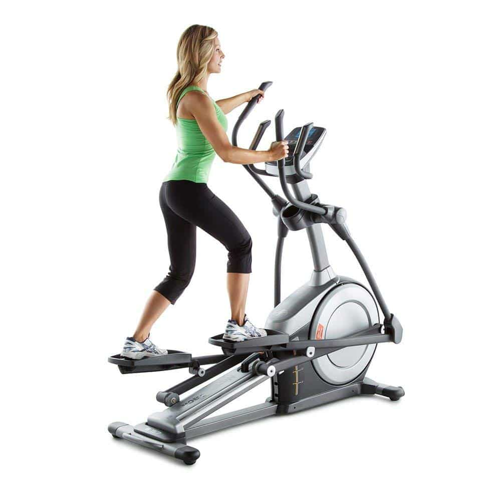 NordicTrack E7.2 Incline Elliptical Cross Trainer