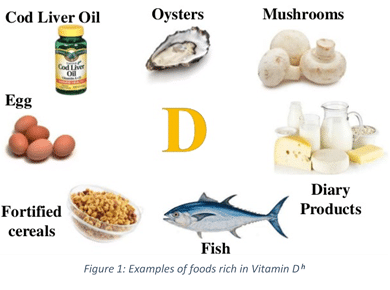 Vitamin D Foods and Sources