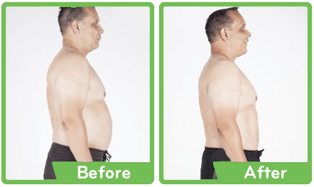 Wonder Core Smart Before and After Pictures Men