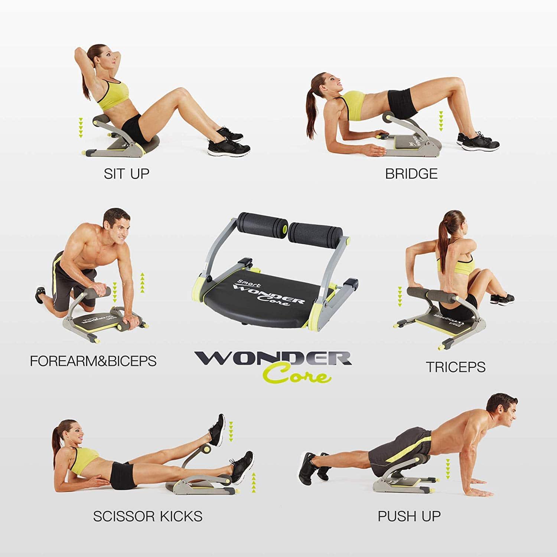 Wonder Core Smart Exercises