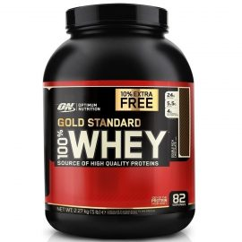 Gold Standard Double Chocolate Whey Protein