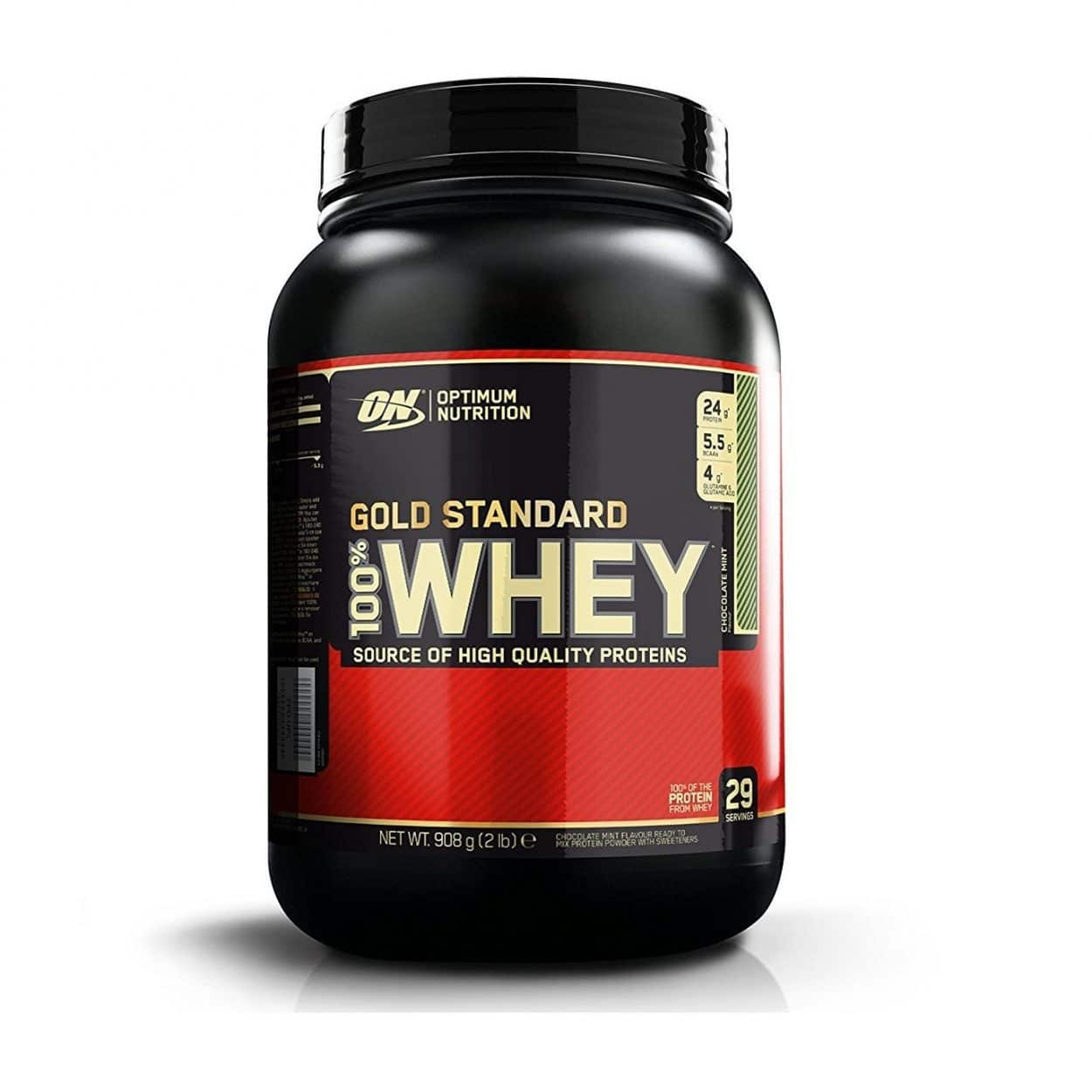 Optimum Nutrition Gold Standard Whey – 908g