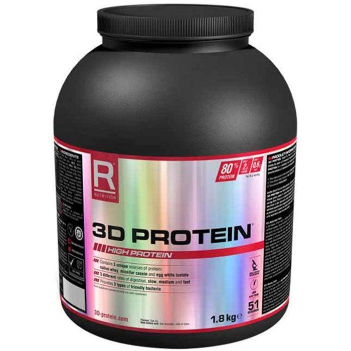 Reflex 3D Protein – 1.8 kg