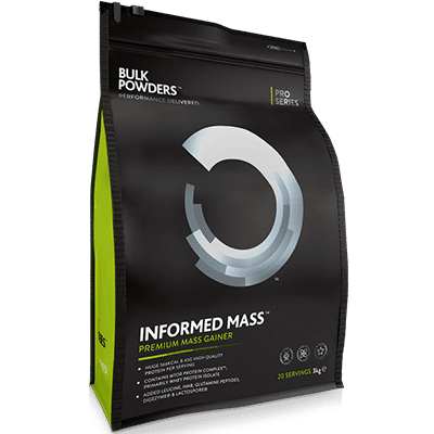 Bulk Powders INFORMED MASS – 3kg