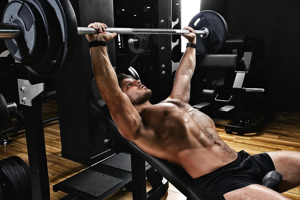 Chest and Shoulder Workout For Mass