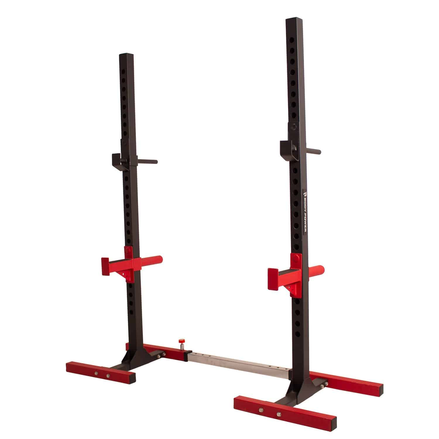 Body Power Adjustable Width Squat Stand
