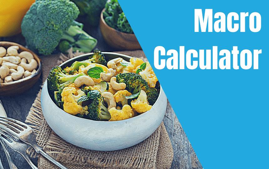 Macro Calculator(