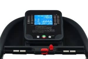 JTX Club Max Commercial Treadmill Console