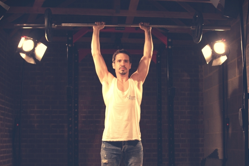 Overhead Press Featured Image